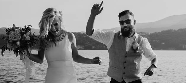 Have a great fun destination wedding on Lake Orta!