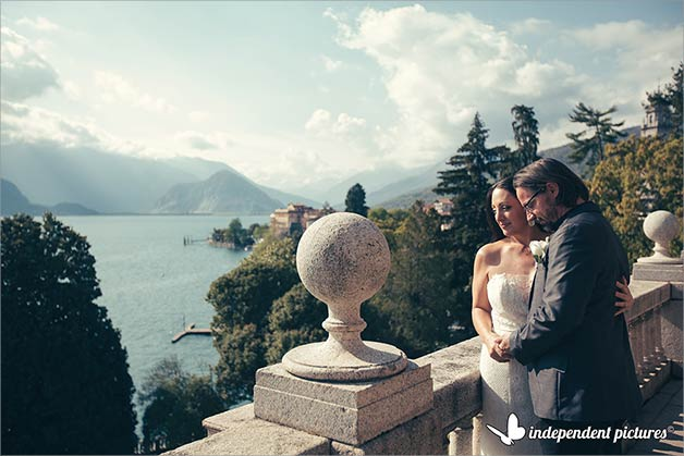 weddings on Lake Maggiore April 2019