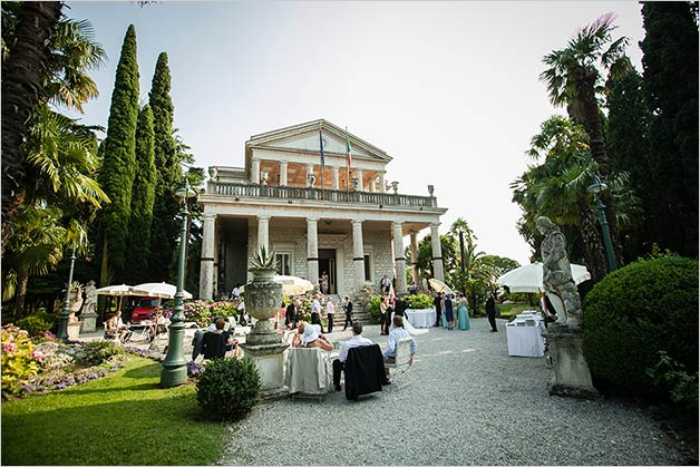 Bardolino wedding reception venue