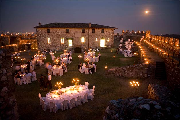 Civil weddings in Lonato fortress
