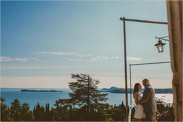 Wedding in Gardone Riviera lake Garda