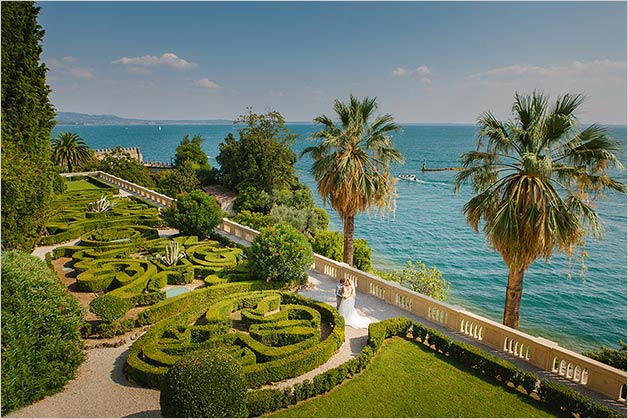 Getting married on Lake Garda