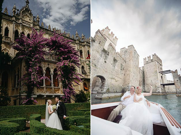 Lake Garda wedding planners