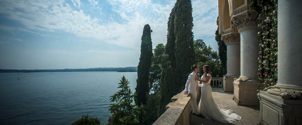 wedding planners on Lake Garda