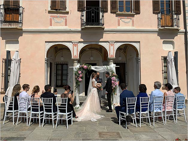 Weddings in Italy june 2019