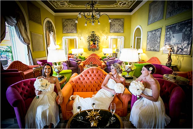 Grand Hotel Imperiale wedding in Tremezzo