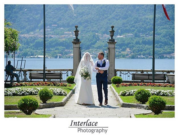 Lake Orta wedding July 2019