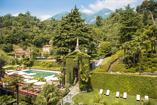Private villas wedding in Lake Como