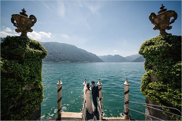 Villa del Balbianello weddings in Italy June 2019
