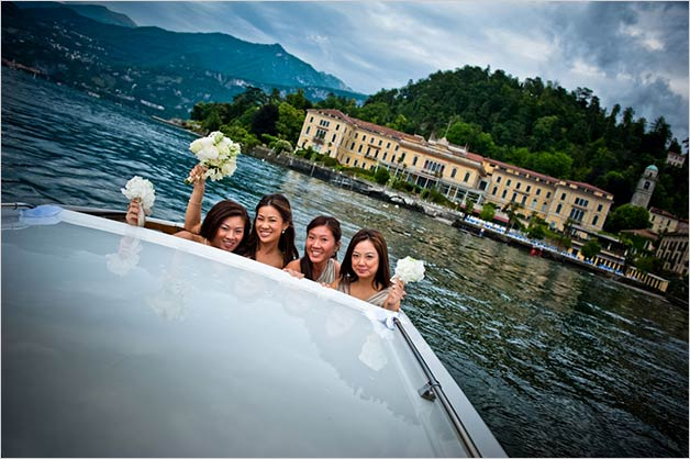 Grand Hotel Villa Serbelloni wedding in Bellagio