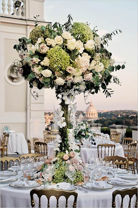Wedding at Villa Miani in Rome