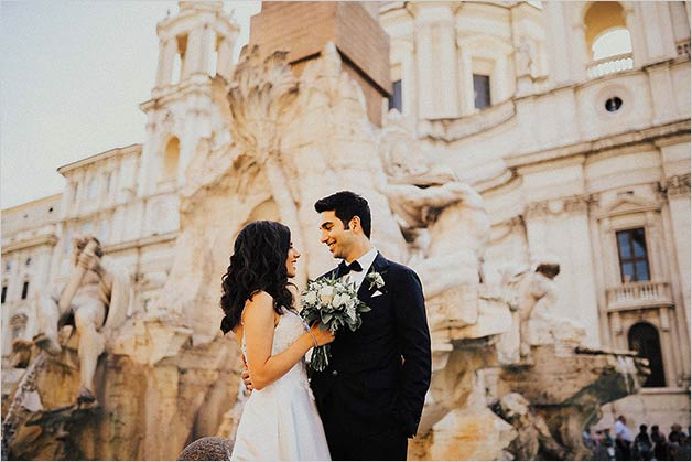 Weddings in Rome June 2019