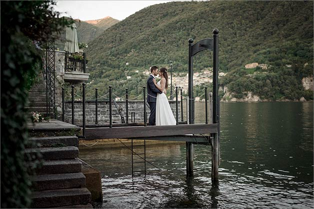 wedding at Relais Villa Vittoria on Lake Como