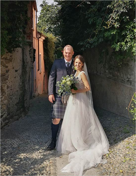 Weddings on Lake Orta for September 2019