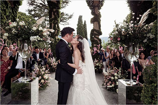 Villa del Balbianello wedding september 2019