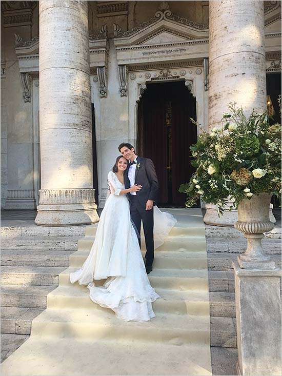 Wedding in Rome september 2019