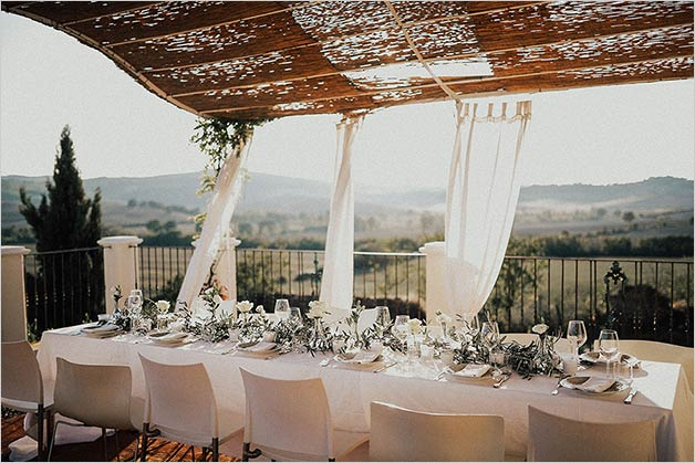 Siena wedding in Tuscany september 2019