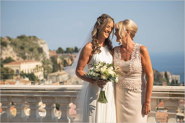 Wedding in Aci Castello, Sicily