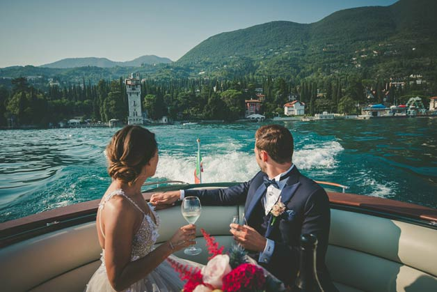 Wedding in Gardone Riviera