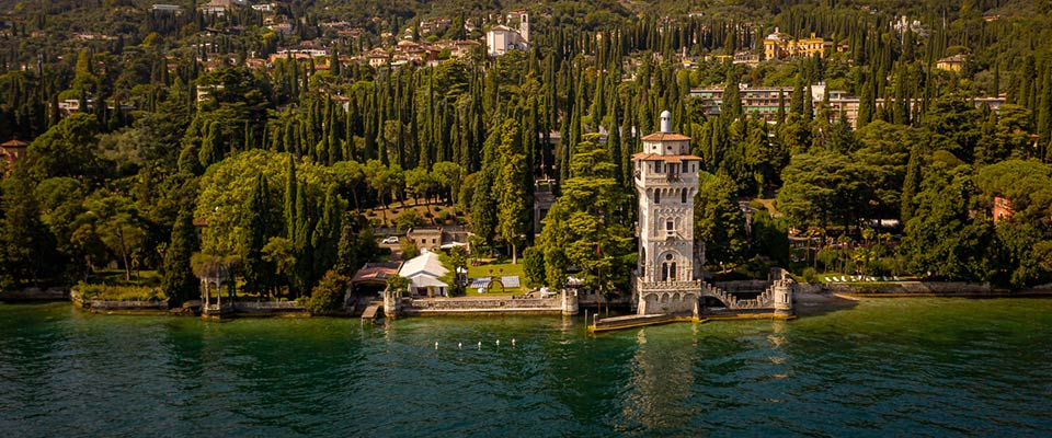 wedding in Gardone Riviera on Lake Garda