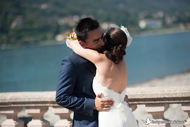 Intimate Ceremony on Isola Pescatori