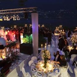 A VIPs Wedding on Lake Como