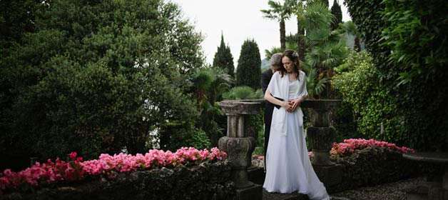 wedding at Villa Passalacqua