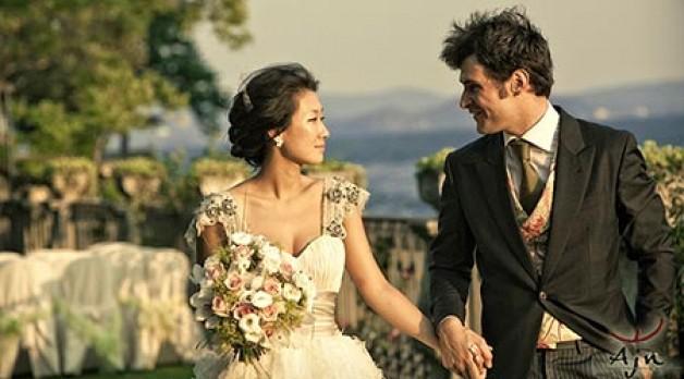 Lina and Borja's wedding – Lake Maggiore