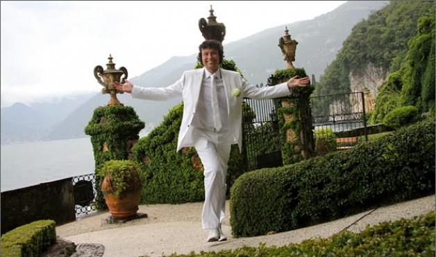 A stress-free wedding at Villa del Balbianello: the Video