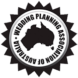 Featured on Wedding Planners Association of Australia