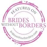 Italian Lakes Wedding featured on BRIDES WITHOUT BORDERS