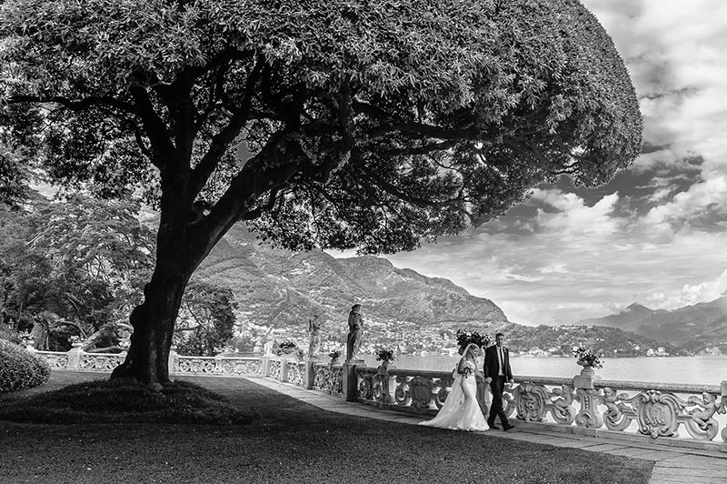 Riccardo Bestetti wedding photographer Villa Balbianello