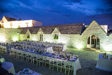 countryside wedding in Puglia