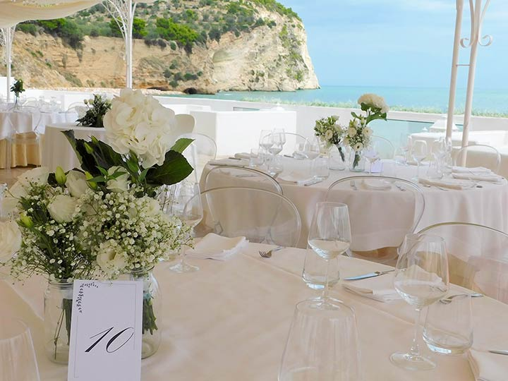 Gargano wedding in Apulia