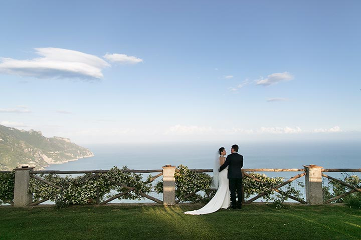 Ravello Amalfi Coast wedding