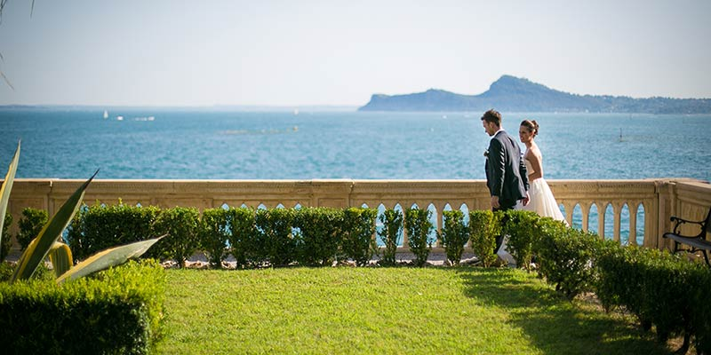 elopement to Lake Garda Italy