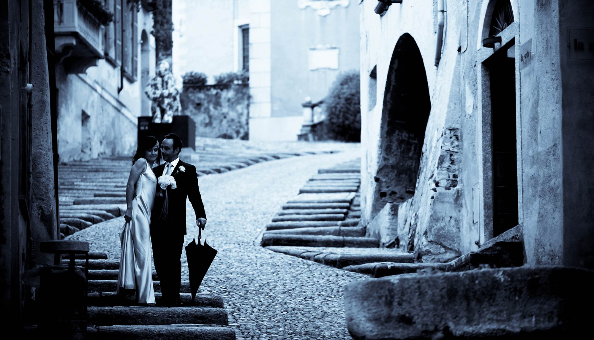 Elopement to Lake Orta Italy