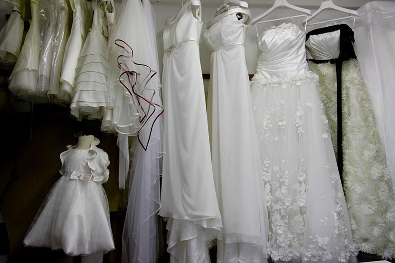 Wedding dresses in Italy | Italian wedding gowns