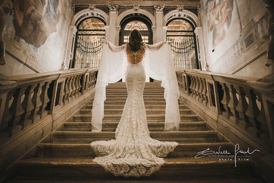 ESTELLA LANTI wedding photographer Rome