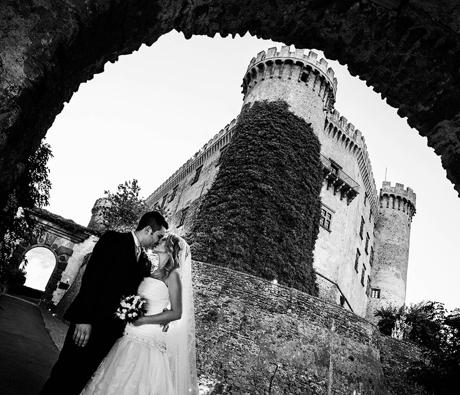 Wedding Lake Bracciano Rome