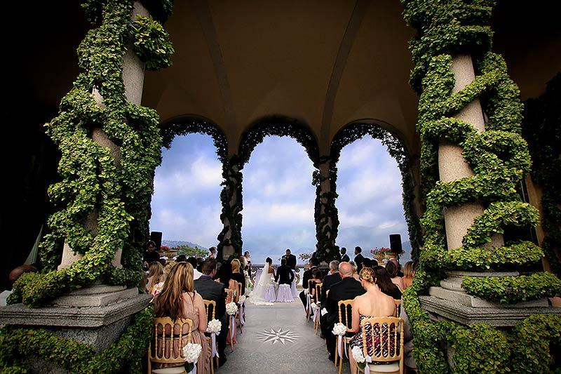 Wedding At Villa Del Balbianello Lake Como