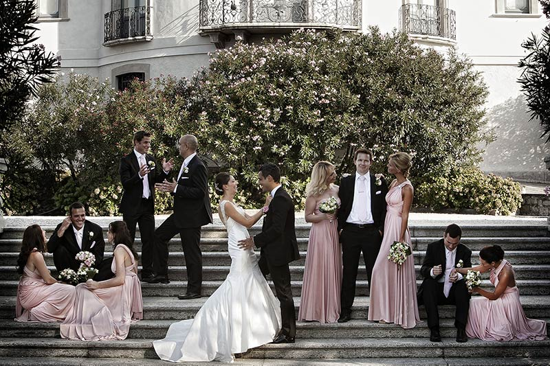 wedding in Stresa