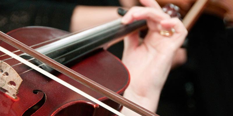 Classical musicians for weddings in Italy