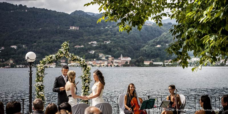 Classical music for church weddings in Italy
