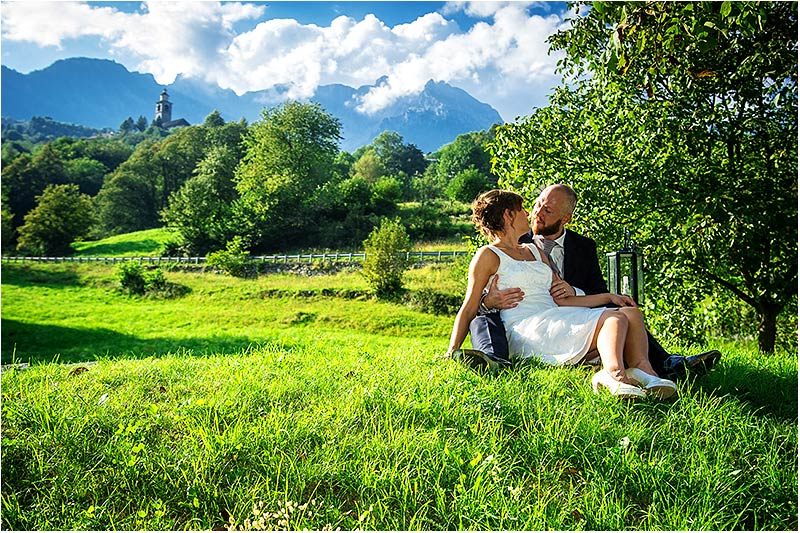 top wedding photo services Lake Orta