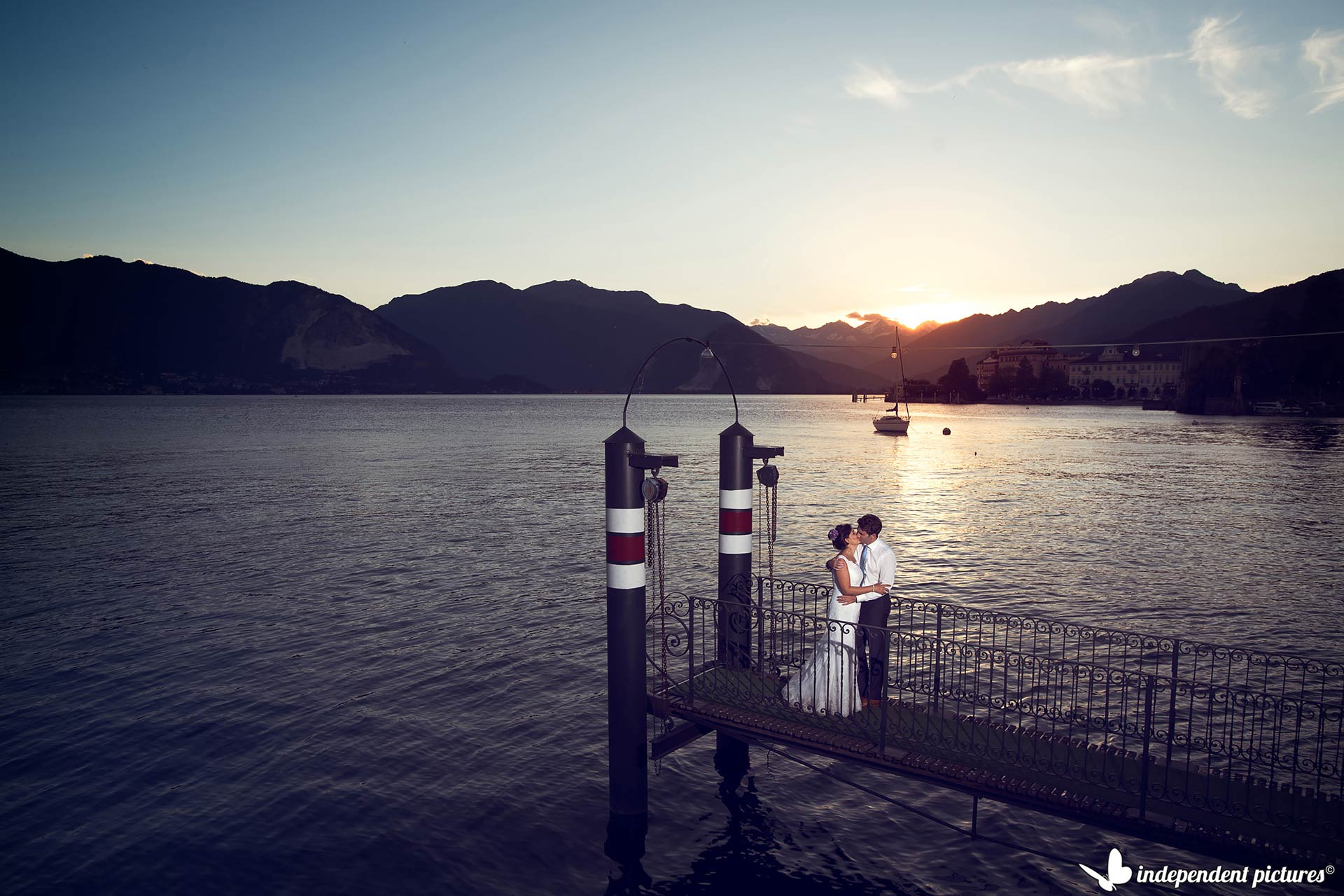 Independent Pictures Wedding Photographers Lake Como