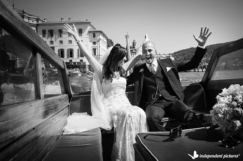INDEPENDENT PICTURES Lake Como wedding photographers