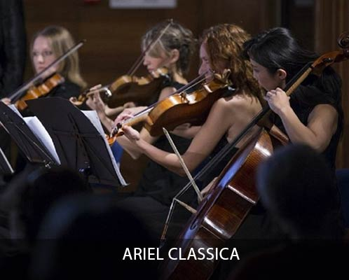 Classical music for your wedding in Italy