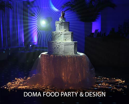 DOMA catering services Italy