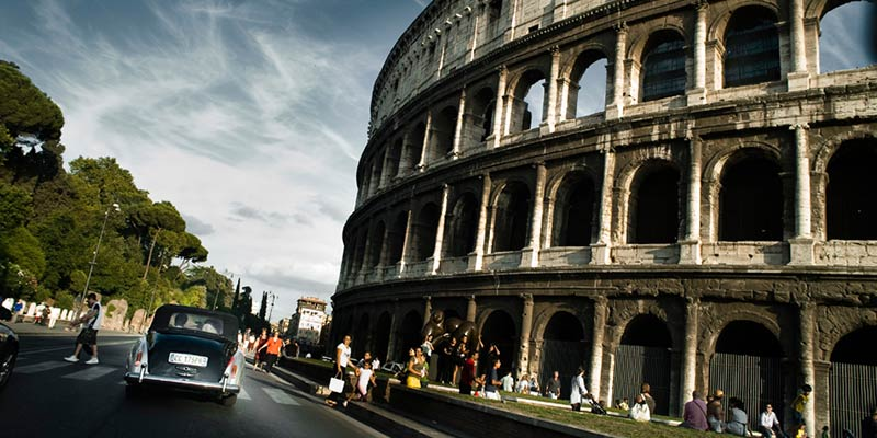tailor made honeymoons in Rome